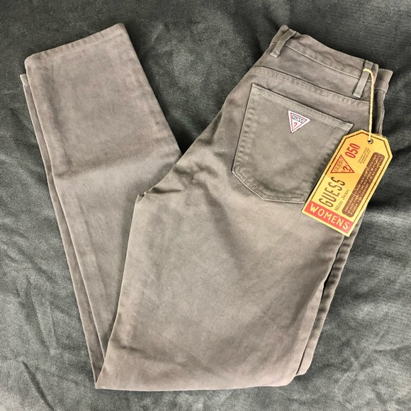 Guess Denim - ⬇️45 Guess Gray High Waist Mom Jeans 30 Tapered